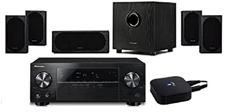 pioneer vsx 524 andrew jones 5 1 home theater system w