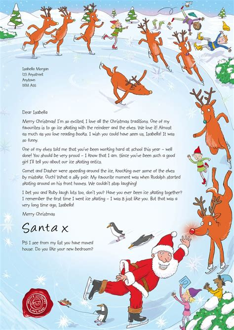 charity letter to santa charity letter from santa 28 images nspcc letters from