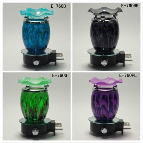 scented night light plug in electric quot e 760 quot scent oil diffuser warmer burner aroma