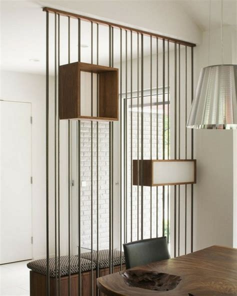 modern room divider great designs from the room divider made of wood decor10