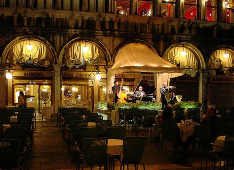 best cafe in venice italy il quadri in venice the best cafes in italy