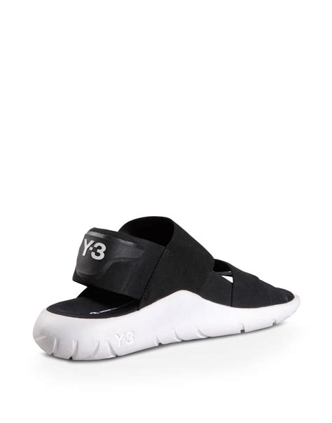 y 3 sandals y 3 qasa sandal for adidas y 3 official store
