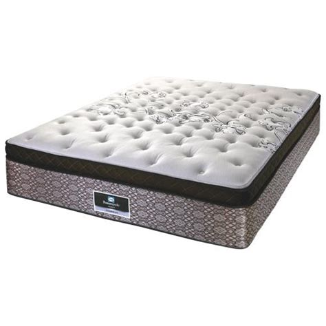 sealy posturepedic grand bed plush pillow top sealy posturepedic proback titanium queen plush euro