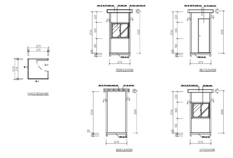 28 guard house floor plan alan pre fab building