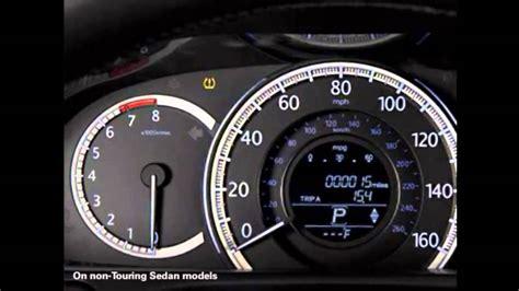 honda accord tire pressure light stays on 2013 honda accord sedan tire pressure monitoring system