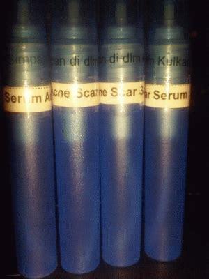 serum penghilang lubang bekas jerawat bopeng