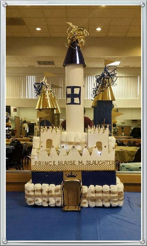 Royal King Themed Baby Shower by Royal King Baby Shower Baby Shower Ideas Photo 3