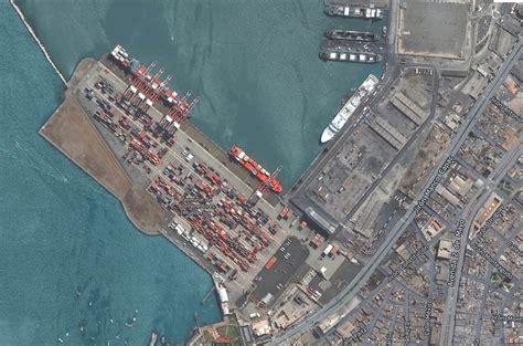 un barco que zarpa del callao cosapi inici 211 liaci 211 n del terminal de contenedores dp
