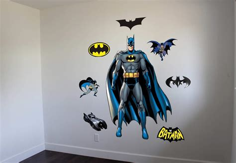 Sticker Wall Murals amazing and varied batman wall decals by ey decals