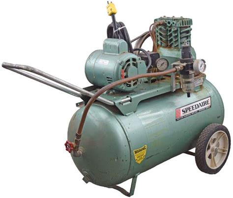 speedaire 3z406d industrial air compressor w dayton 9k322j 1hp 3450rpm parts ebay