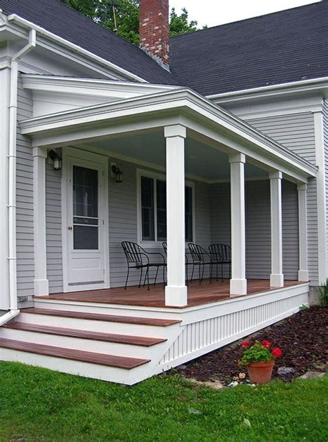 haus mit veranda 1001 tolle ideen f 252 r amerikanisches holzhaus mit veranda