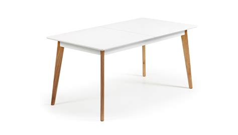 mesa nordica extensible mesa de comedor extensible n 243 rdica meety de lujo en