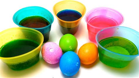 easter egg coloring kit diy easter egg coloring paas color cups kit