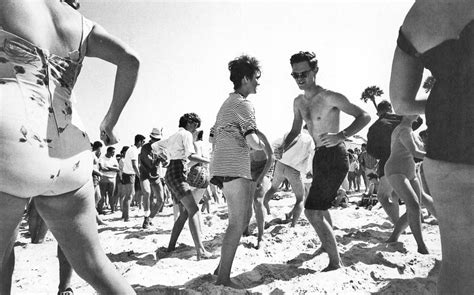 vintage dance party vintage beach dance life goes to a party