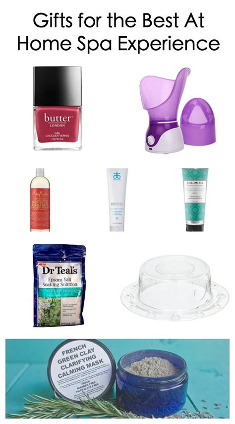 best home gifts gifts for the best at home spa experience baby gizmo