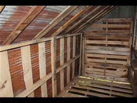 Pallet Storage Shed by Wood Pallet Storage Shed Pallets Designs