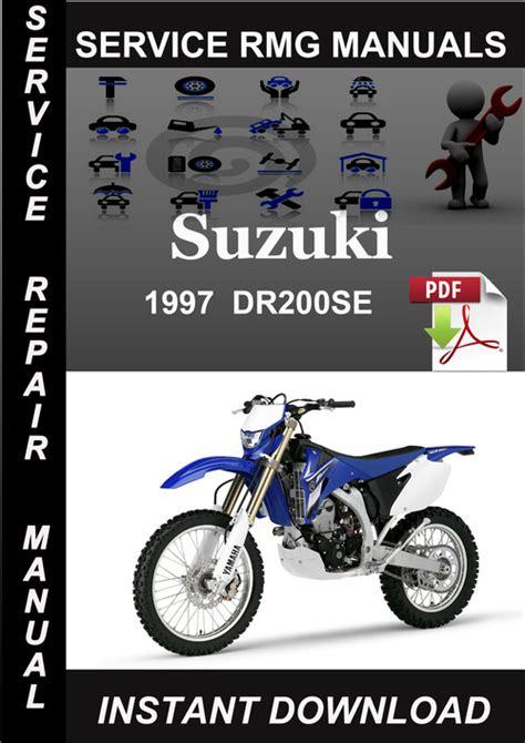 how to download repair manuals 1997 suzuki swift engine control 1997 suzuki dr200se service repair manual download download manua