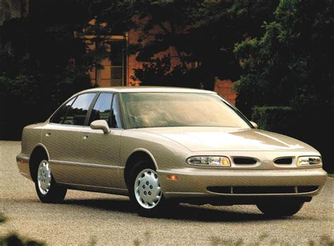 old car manuals online 1998 oldsmobile 88 electronic valve timing 1998 oldsmobile lss 88 regency brochure catalog with color chart eighty eight ebay