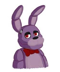 Fnaf bonnie bunny by fronksie on deviantart