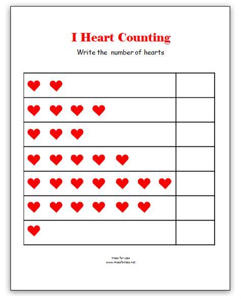 kindergarten activities valentines valentine s math kindergarten worksheets kindergarten