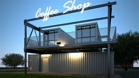 coffee shop design and construction exterior design for a drive thru coffee shop building