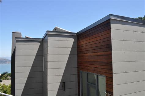 modern siding swisspearl and ipe rainscreen siding modern exterior
