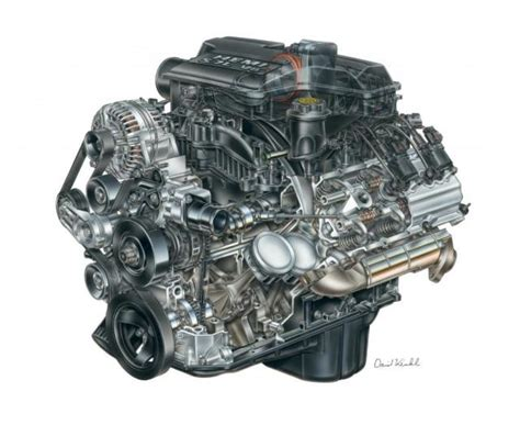 Picture: Other   Chrysler HEMI V8 Engine