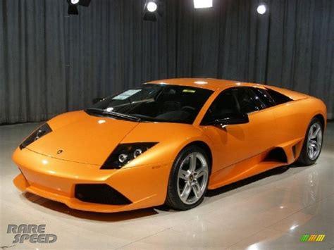 Orange Lamborghini Murcielago 2008 Lamborghini Murcielago Lp640 Coupe In Arancio Atlas