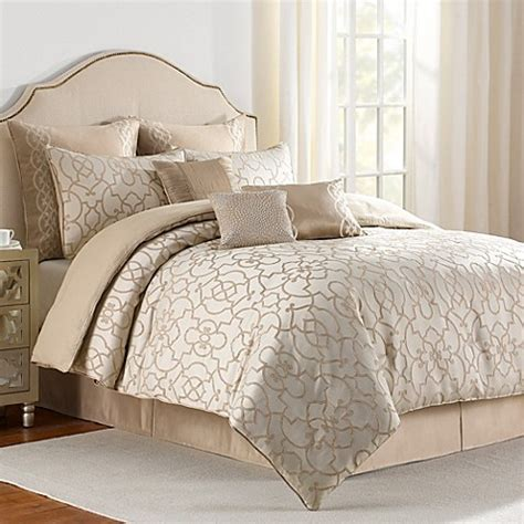 iron gates 4 piece comforter set bedbathandbeyond com