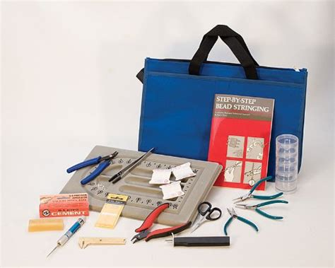 String Kit - professional pearl and bead stringing kit beaders and