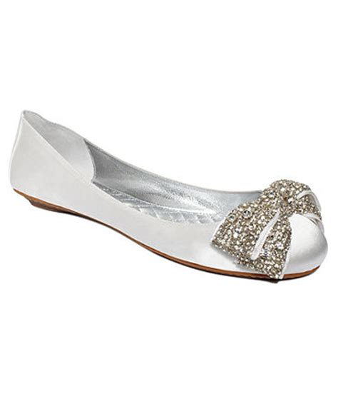flat bridal shoes with bling wedding shoe wednesday ready or knot omaha bridal shop