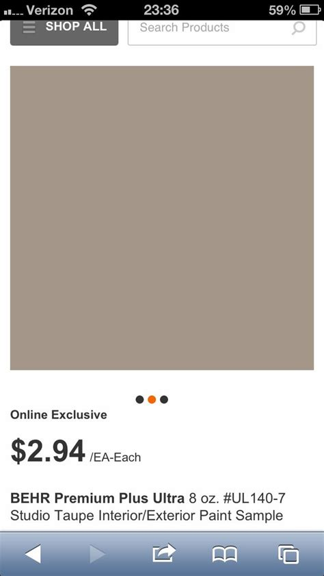1000 images about behr paint colors on hedges taupe and studios