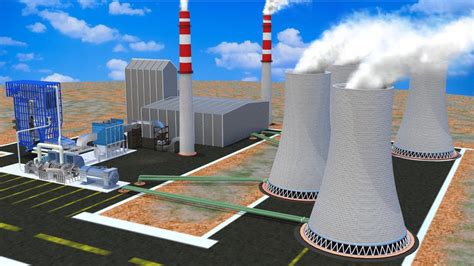 discuss the working of thermal power plant also draw its layout how does a thermal power plant work youtube