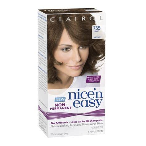 Non Permanent Hair Color Hair Color Reviews   nice n easy semi permanent hair color reviews hair color