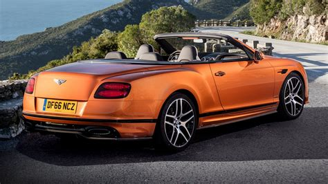 bentley continental supersports wallpaper 2017 bentley continental supersports convertible hd