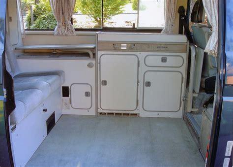 volkswagen westfalia cer interior 1990 volkswagen westfalia full camper 138315