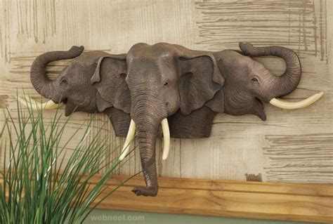 wall decor sculptures wall sculpture animal 10