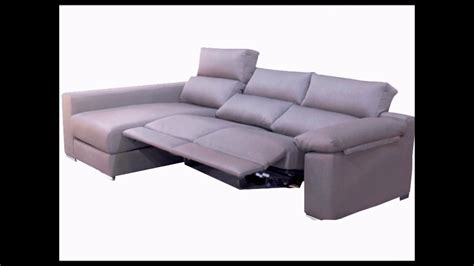 ofertas sofas online oferta sof 225 s online motorizados chaise longue youtube