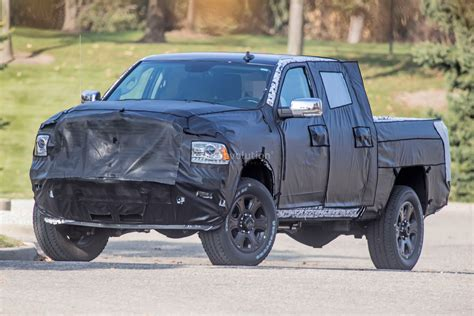 Dodge Ram Hd 2020 by Spyshots 2020 Ram Hd Truck Says Cheese To The