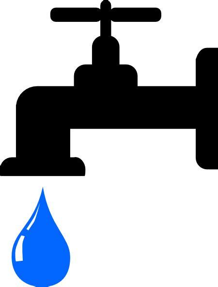 faucet clip at clker vector clip