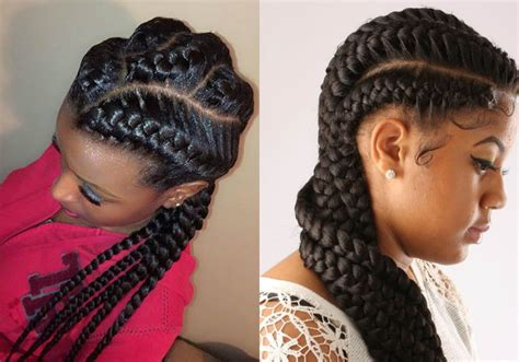 Braid Hairstyles For by Amazing Goddess Braids Hairstyles Hairdrome
