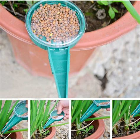 quite useful home garden tool plastic flower plant grass