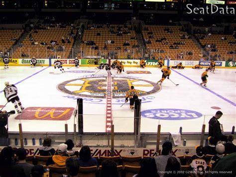 Td Garden Loge 1 by Td Garden Loge 1 Boston Bruins Rateyourseats
