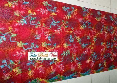 Pancawarna Cerah batik pancawarna kbm 5258 kain batik murah