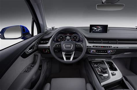 Q7 Interior by 2016 Audi Q7 Look Photo Gallery Motor Trend