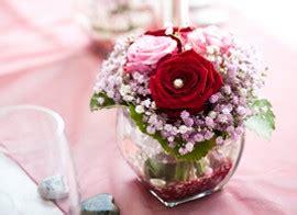 Blumendekoration Hochzeit Tisch by Hochzeiten Parkcafe
