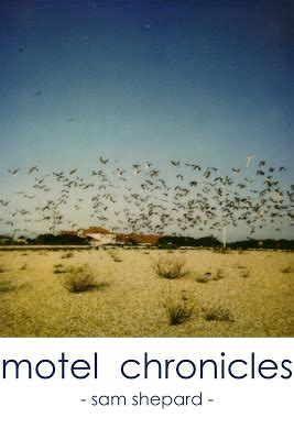 motel chronicles re cover project