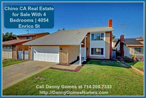 chino ca real estate for sale 4054 enrico st