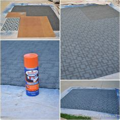 Spray On Rubber Coating For Rugs by 1000 Images About Spray Painting Fabric On