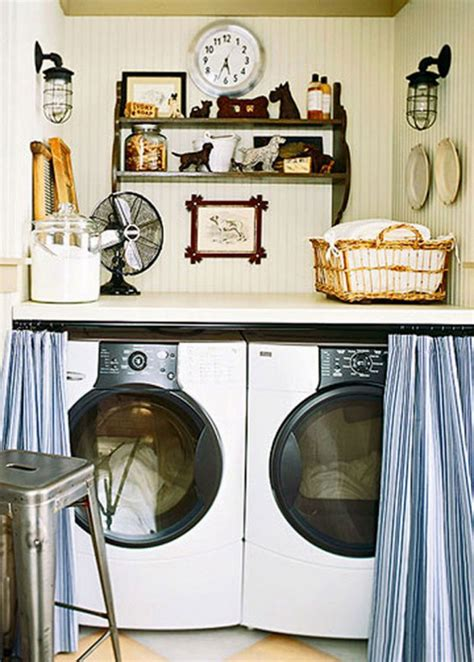 How To Decorate A Small Space by Home Interior Design For Make Small Laundry Room